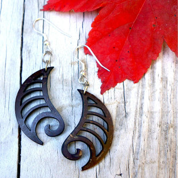 Shell Boho Earrings