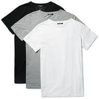 Balmain - Three-Pack Slim-Fit Distressed Cotton-Jersey T-Shirts