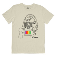 Altru Apparel Polaroid Camera mens shirt