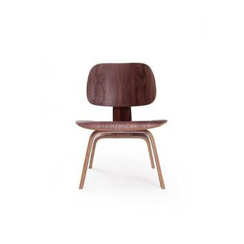 LCW Molded Plywood Lounge Chair - Reproduction |