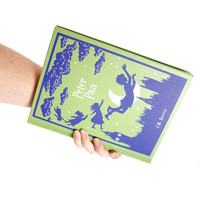 Peter Pan Book Clutch - Chick Lit Designs