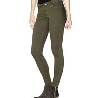 Mod Green High Waist Jegging