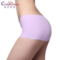 Sexy Women Thong Seamless Underpants Underwear  Briefs Panties  Safety Pants Free Shipping  Boyshort Mid Rise