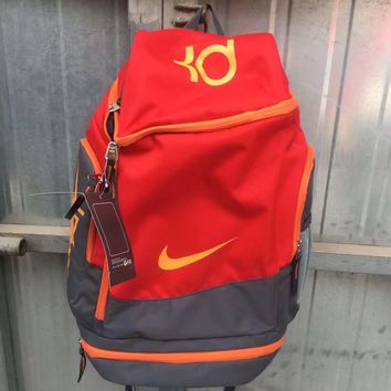 NIKE ZOOM KD 2018 Counter Basketball Backpack College Men's Schoolbag F-A30-XBSJ Red