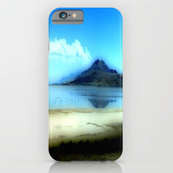 Antelope Island iPhone & iPod Case by Jessica Ivy