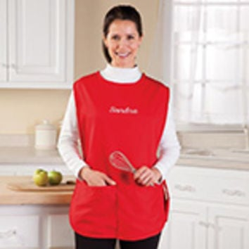 Personalized Cobbler Apron