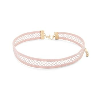 Stretch Mesh Choker