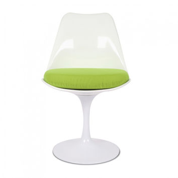 Lily Dining Chair | Green