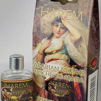 Arabian Nights Harem Sensual Pleasure Mythos Essential Fragrance Oils