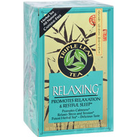 Triple Leaf Tea Relaxing Herb Tea - 20 Tea Bags - Case Of 6