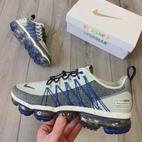 NIKE AIR VAPORMAX RUN UTILITY Atmospheric pad running shoes