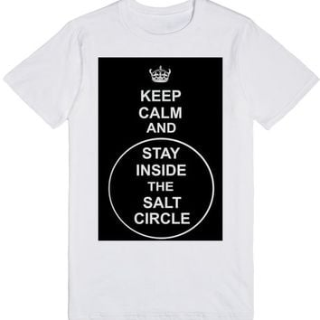 Stay Calm and Stay Inside the Salt Circle