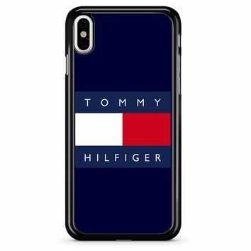 Tommy Hilfiger 5 iPhone X Case