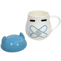 Devil Mug with Blue Lid | AsianFoodGrocer.com, Shirataki Noodles, Miso Soup