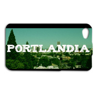 Portlandia Case Cute Case Funny Case iPhone 4 Case iPhone 5 Case iPhone 4s Case iPhone 5s Case iPod Case iPod 5 Case iPod 4 Case Fun Cover