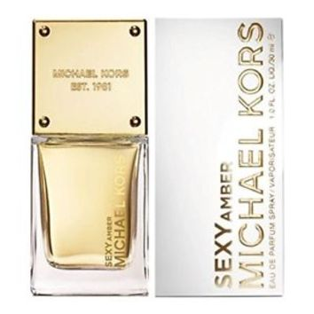 SEXY AMBER by Michael Kors 1.0 OZ EAU DE PARFUM SPRAY NEW in Box for Women