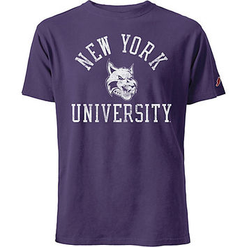 New York University All American Short Sleeve T-Shirt