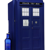 Large TARDIS Fridge
