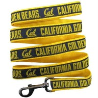DCCKSX5 Cal Berkeley Golden Bears Pet Leash