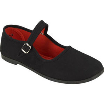 Canvas Mary Jane Womens Shoes 155956100 | SALE | Tillys.com