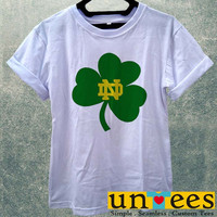 Notre Dame Football Women T Shirt