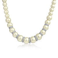 Bling Jewelry Bridal Allure Strand