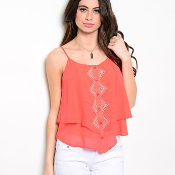 Zella Sleeveless Top