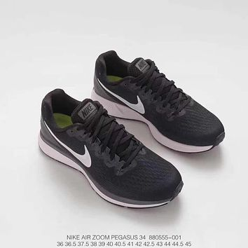 Nike Air Zoom Pegasus 34 Women's/Men's Sneaker
