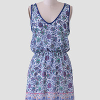 Seabright Gardens Floral Dress