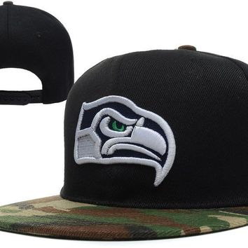 PEAPON Seattle Seahawks 9FIFTY NFL Football Cap