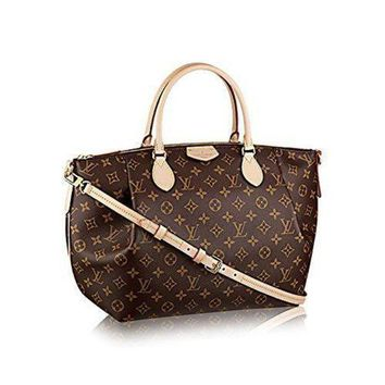Authentic Louis Vuitton Monogram Canvas Turenne Gm Tote Bag Handbag Article: M48815 Ma - Beauty Ticks