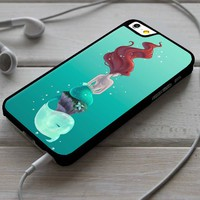 Wish I Could Be Ariel The Little Mermaid iPhone 4/4s 5 5s 5c 6 6plus 7 Case