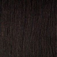 """Brown Black #1B - Luxurious 24"""" Clip In Human Hair Extensions 280g from foxylocksextensions.com"""