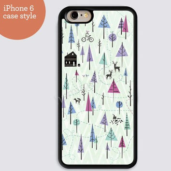 iphone 6 cover,art iphone 6 plus,Cartoon woods IPhone 4,4s case,color IPhone 5s,vivid IPhone 5c,IPhone 5 case