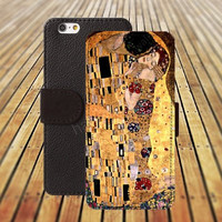 iphone 5 5s case golden prostitute iphone 4/4s iPhone 6 6 Plus iphone 5C Wallet Case,iPhone 5 Case,Cover,Cases colorful pattern L282