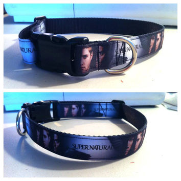 Supernatural Dog Collar