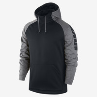 The Nike Therma Men's Training Hoodie.