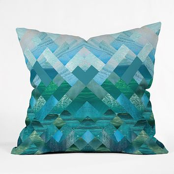 Kei Ivor Throw Pillow