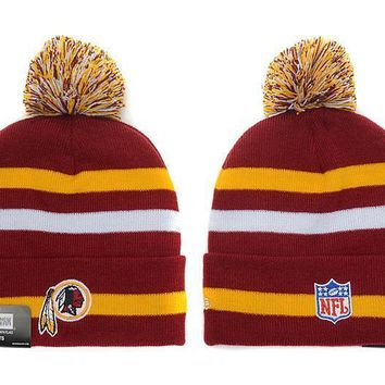 ESBON Washington Redskins Beanies New Era NFL Football Hat