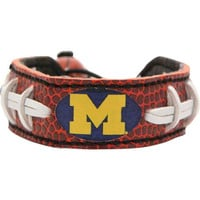 Gamewear Michigan Football Wristband