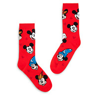 Mickey Mouse ''Through the Years'' Socks for Adults | Disney Store