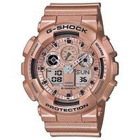 Gold Digital Casio G-Shock Watch