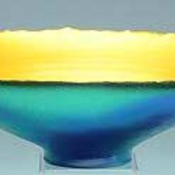 Prosperity Bowl (#9): Cheryl Williams: Ceramic Bowl - Artful Home