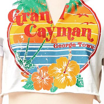 Grand Cayman Graphic Tee