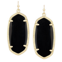 Kendra Scott: Elle Earrings in Gold