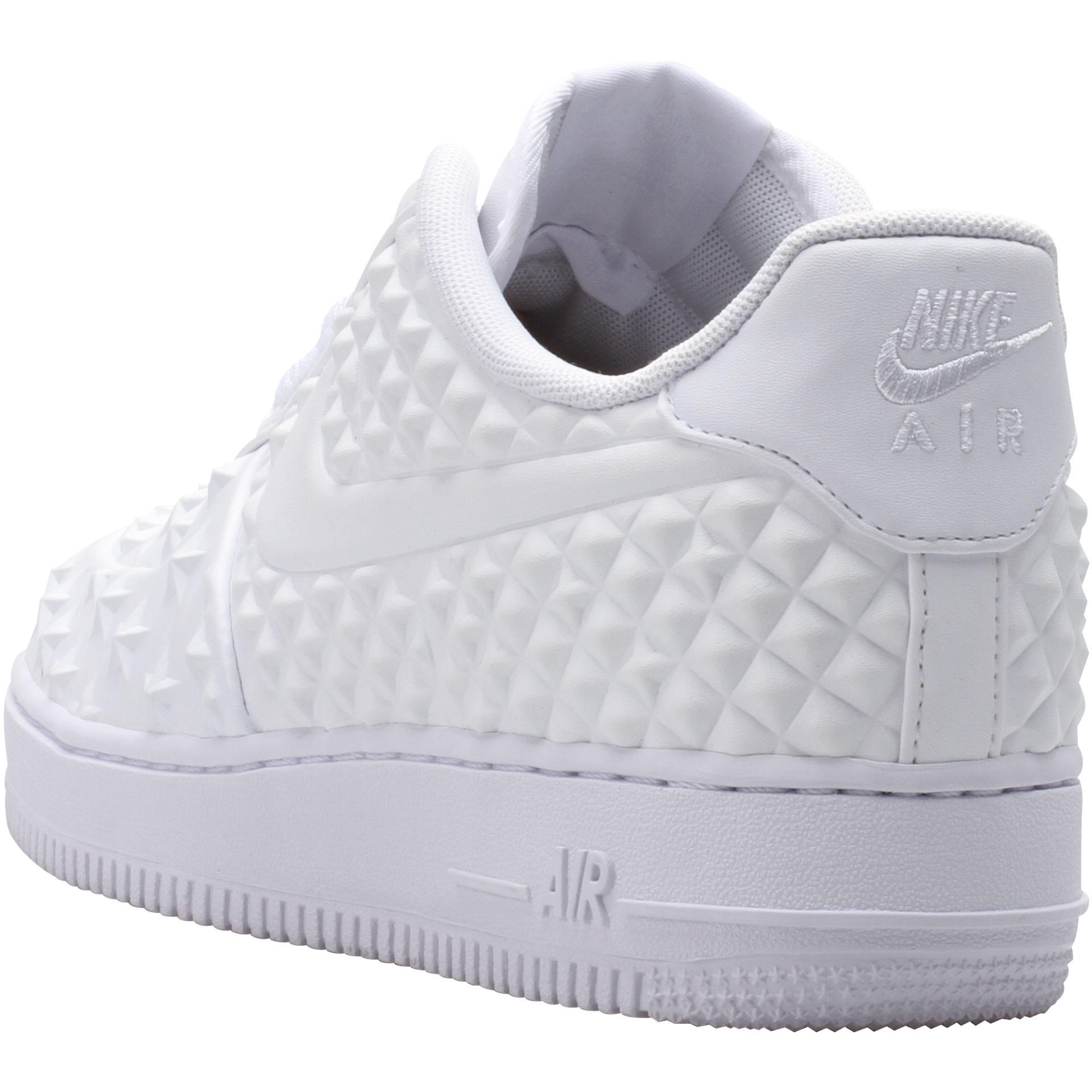 Nike Air Force 1 LV8 VT - White White from NICE KICKS 0062c632a0