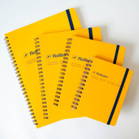 Delfonics Rollbahn Notebook Yellow
