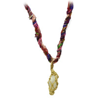 Crystal Hemp Necklace on Sale for $12.99 at HippieShop.com