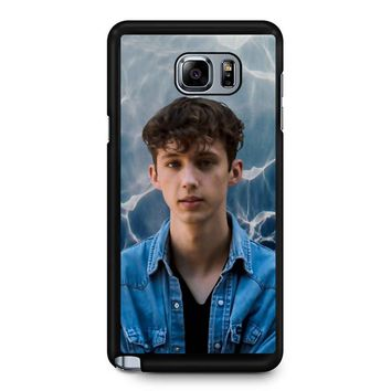 Troye Sivan Deep Sea Neighbourhood Samsung Galaxy Note 5 Case
