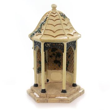 Department 56 Accessory Village Gazebo Christmas House